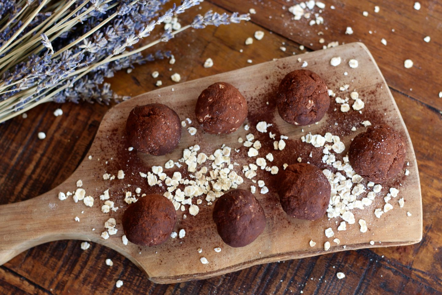 Healthy Quark Fudge Balls – World Quark Day!