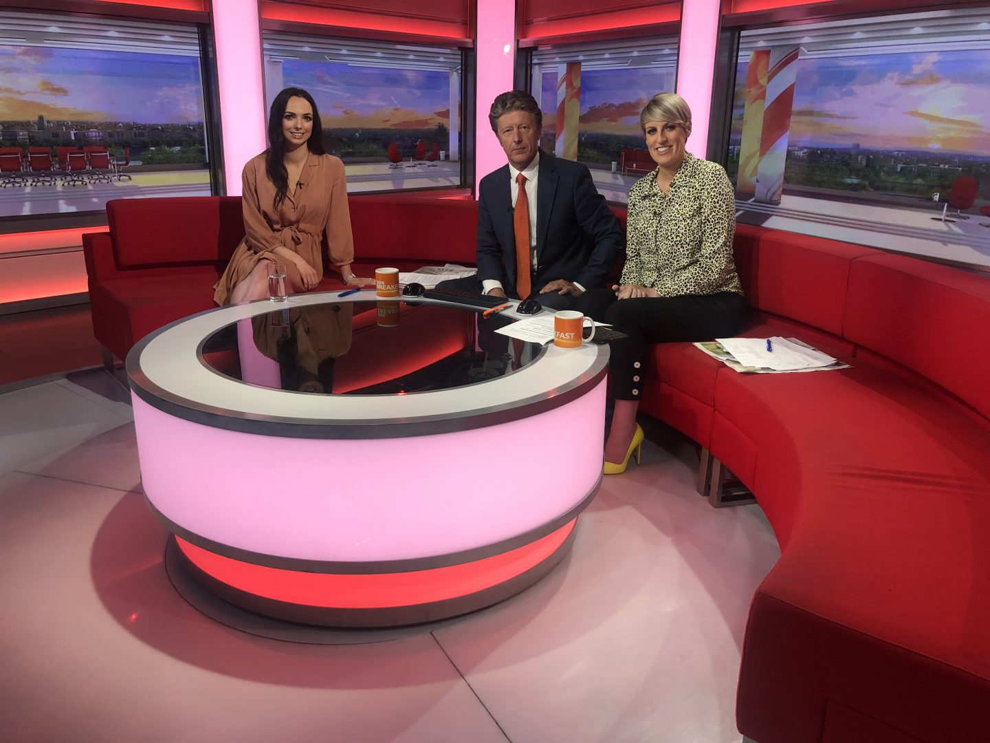 Do Sugary Drinks Cause Cancer? My Interview Live on BBC Breakfast!